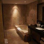"La salle de bain ""chalet Ubud"""