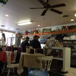 Warrens Restaurant August 13,2014 Perfect Spot for Breakfast warm and welcoming!