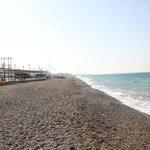 Plaża kamienista