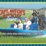 Captain Mitchs Airboat tours