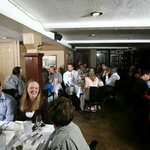 Wine Cellar, wedding reception
