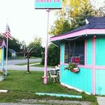 Lefty's diner in caseville Michigan