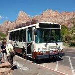 Free Public Park Shuttle