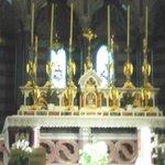 altare vecchio santuario