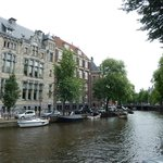 Herengracht Canal seen from the front of Sunhead of 1617