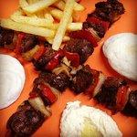 La mejor gastronomia árabe de la ciudad la encuentras en Kibbes Fusión, te esperamos.