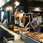 Topten BBQ & Steak Restaurant on Chaweng walkway