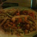 Fish tacos at Coconut Joe's