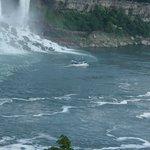 Heading towards the falls