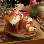Un dessert excellent
