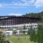 Frontseite Hotel