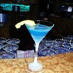 Cocktailerlebnis an der Hotelbar