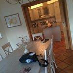 dining and kitchen, Villa 3