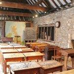 Scaplen's Court, Schoolroom: Scaplen's Court