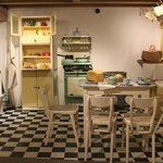 1950s Kitchen: Poole Museum