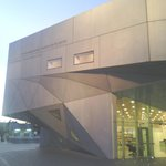new wing of the Tel Aviv Museum