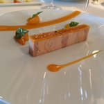 Foie Gras with Apricot