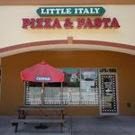 Φωτογραφία: Little Italy Pizza & Pasta