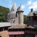 Castell Coch Towers