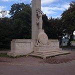 Monumento ao Pombo Correio