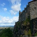 Exterior of castle