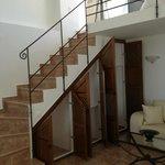 Anastasis Suite first floor to second floor