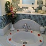 Bathroom in Anastasis Suite