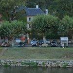 Foto de Hostellerie La Roseraie