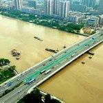Jiefang Bridge over Yao River