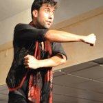 Dançarino de flamenco
