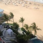 View from Oceanfront Suite Room