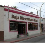 Baja Blown Glass Factory