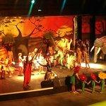 spectacle du roi lion