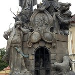Estatua de puente