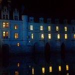 Chateau de Chenonceau de nuit