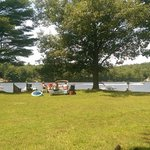Swanzey Lake Camping Area Foto