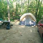 Site 53 - our setup