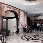 Adonis Hotel Lobby