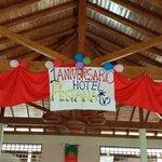 1er anniversaire du Pestana