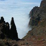 vistas  Mirador de los Andenes