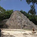 piramide coba