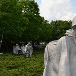 Monumento a los veteranos Guerra de Korea