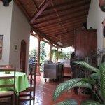 Interior of El Garaje
