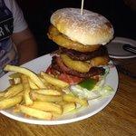 Gigantic Burgers!!!!