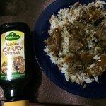 Adamın tandırı o kadar kötü ki üstüne curry sos döktüm adamı aradım birde küstahca bir daha sipa