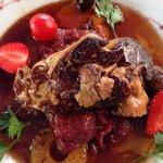 Foie gras chaud à la façon du chef