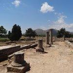 ruiny starego miasta Alcudia