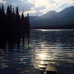Ahh.. Peaceful on Pyramid Lake.