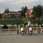 Fahrradverleih & Appartments