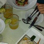 Ceviche & octopus